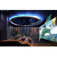 4D Movie Theater With 5.1 Audio System, Motion Chair And Special Effects Manufactures