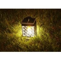 China Outside Garden Decoration Ground Spike Lights / Solar Powered Patio Lights on sale