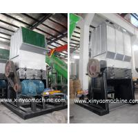 S Type Plastic Crusher Machine for PET bottles Manufactures
