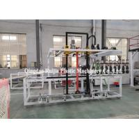 China Wood Grain Laminated Decorative Wall Panel Production Line 2.8 - 6m Length on sale