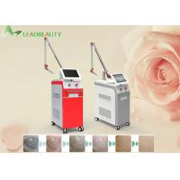 China Korea imported 7 joints light guiding arm Nd: YAG laser tattoo removal/ hair removal  machine with on sale