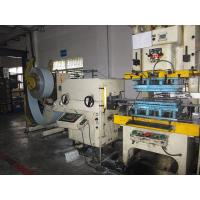 High Accuracy Press Coil Nc Servo Feeder / Oca Lamination Machine Manufactures
