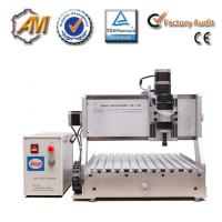 China high quality mini metal cnc carving machine Manufactures