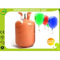 Helium Balloon Gas Cylinder Disposable Helium Canister DOT Approve Manufactures