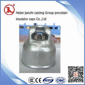 cap pin clip for disc porcelain suspension insulator