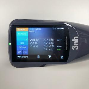 China Retro - Reflective Sheeting Film Color Spectrophotometer 45/0 20mm Aperture For Brightness Lightness on sale