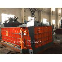 Quality Baler Turn Out Manual and Automatic Control Y81 Series Metal Baling Machine for sale