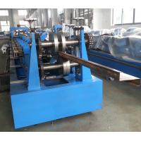China Galvanized Sheet C Z Purlin Roll Forming Machine C Z Steel Frame Purlin Forming Machine on sale