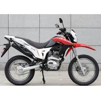 860mm Seat Dirt Bike Style Motorcycle , Motorcycles That Look Like Dirt Bikes Manufactures