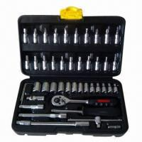 42 Pieces Socket Wrench Set Manufactures