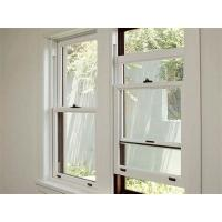 Customized Size Double Hung Aluminum Sash Windows Heat Insulation Manufactures