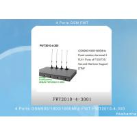 4 Ports GSM Fixed Wireless Terminal 900/1800/1900Mhz FWT FWT2010-4-300 Manufactures