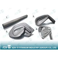 Quality Gr5 Titanium Investment Casting Ti-6Al-4V golf club head for sale