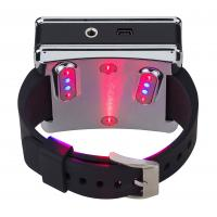 Laser Therapy Wrist Watch For High Blood Suger Treatment Anti - Aging Manufactures