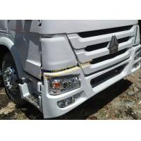 China Used Truck Tractor HOWO 6X4 truck tractor 375 hp white color cheap for sale on sale