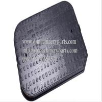 Canton Fair Popular Product New Design Cast Iron Double Seal Manhole Cover & Frame for Storm Water Manufactures