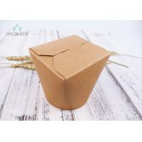Fast Food Take Out Containers , Hot Food Containers For Restaurants Manufactures