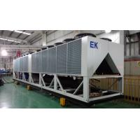 Durable 380 Tons High Cop Air Cooled Screw Chiller Touch Screen Manufactures