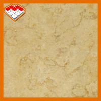 Building Materials Marble Stone Slab , Sunny Beige Marble Tile Standard Size Manufactures