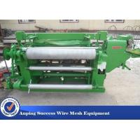 High Stability Welded Wire Mesh Machine For Fence Automatic Straightening Manufactures