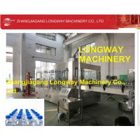 Congo 2015 hot sale Mineral Water Filling Machine Manufactures