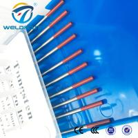 Super 2 Thoriated Tungsten Electrode Msds WT20 WL20 WC20 Tig Welding Rod Manufactures