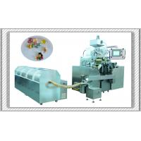 PLC / Touch Screen Control Softgel Encapsulation Machine For Soft Capsule Manufactures