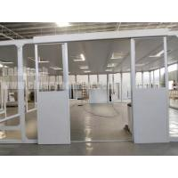 China ISO 8 CLEAN ROOM HARD WALL MODULAR CLEAN ROOM for sale