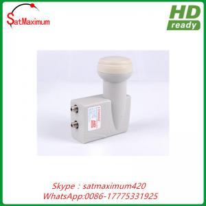 China Full HD 1080P Digital ready STARGOLD Ku band twin output LNBF on sale