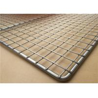 Stainless Steel Wire Mesh Tray Light Weight With Heat Resistant FDA SGS