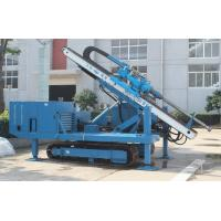 140m - 180m Water Drilling Machine Holding Shackle Three Head Variable Hydraulic System Manufactures