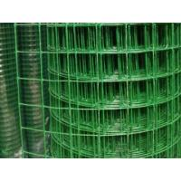 PVC Coated Welded Wire Mesh Roll Hot Dipped Galvanized With Small Hole Manufactures