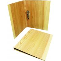 Bamboo surface eco Customized Gift Boxes nature feeling , gift boxes for presents Manufactures