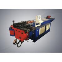 China Hydraulic driving semi automatic pipe bending machine for automobile pipe on sale