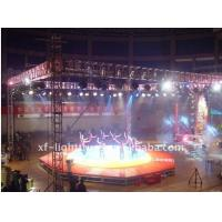 Easy Install Roof Stage Truss for Event , Small Stage Lighting Truss Manufactures