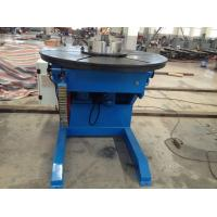 China Portable Lifting Welding Positioner / Weld Positioner For Metal on sale