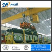 China Rectangular Magnetic Lifter for Round and Steel Pipe MW25-140100L/1 on sale