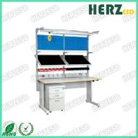 Complete Concept ESD Work Table , Anti Static Workstation Convenient Assembly Manufactures
