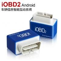 Andriod XTOOL IOBD2 Automotive OBDII Diagnostic Tool , EOBDII Code Reader Manufactures