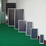 Mono Solar Panel (125W) Manufactures