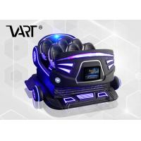 6dof Motion Platform 9D Virtual Reality Cinema With 90Pcs Movies Manufactures