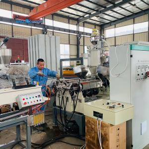 HSJ-45/55 PP PVC  Lollipop Stick Making Machine | Small Pipe Making Machine Manufactures