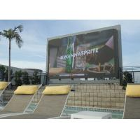Quality P3.91 SMD1921 Full Color IP65 Waterproof Outdoor Fixed Installation LED Display for sale