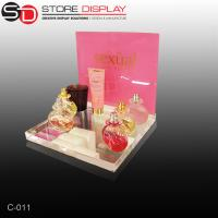 Acrylic Counter Displays for skincare cosmetic Manufactures