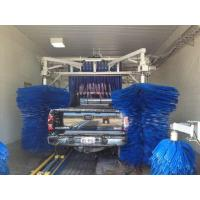 Hydraulic Conveyor Tunnel Car Wash Machine For Washing 1000 - 1200 Car Per Day Manufactures