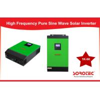 China 220/230VAC Pure Sine Wave Solar Power Inverters Built - in PWM Solar Controller on sale