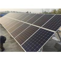 China Black Stock Poly Solar Panel , Solar Energy System ISO9001 Standard on sale