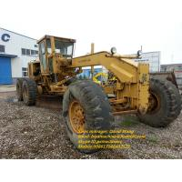 used 16G Caterpillar motor grader/used caterpillar grader/used motor grader Manufactures