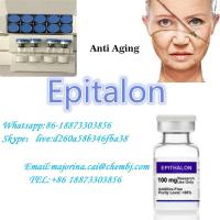 Epitalon Anti-Aging Peptides Bodybuilding Injectable Peptide White Powder 307297-39-8 Manufactures