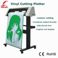 China High resolution REDSAIL RS800C vinyl cutting plotter for sale on sale